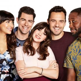 Hollywood,New Girl,US elections