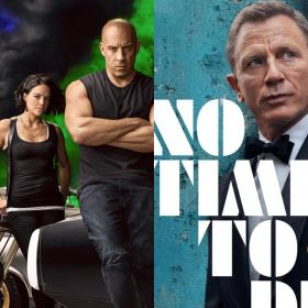 daniel craig,Hollywood,Fast & Furious 9,No Time To Die