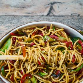 Food & Travel,recipe,Chilli garlic noodles,Indo chinese