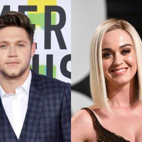 Katy Perry,Niall Horan,Hollywood