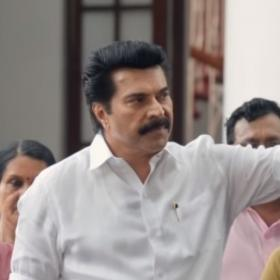 Mammootty,South,One Teaser,Kerala Chief Minister