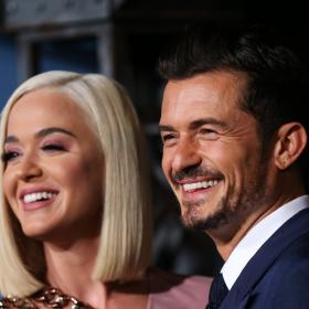Katy Perry,Orlando Bloom,Hollywood