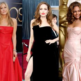 Celebrity Style,Angelina Jolie,Jennifer Lopez,Jennifer Aniston