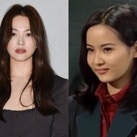Hollywood,Cho Yeo-jeong,Song Hye-kyo
