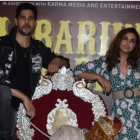 News,parineeti chopra,Sidharth Malhotra,Honey Singh,Jabariya Jodi,Khadke Glassy