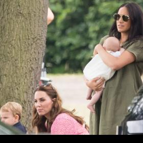 Kate Middleton,Prince William,Prince George,Meghan Markle,Princess Charlotte,Prince Harry,Hollywood,archie harrison