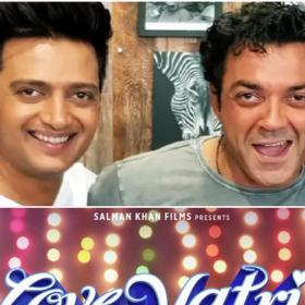 Video,bobby Deol,riteish deshmukh,Loveyatri