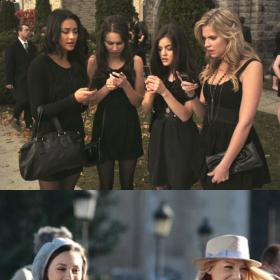 Blake Lively,Pretty Little Liars,Gossip Girl,lucy hale,Hollywood