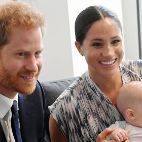 Meghan Markle,Prince Harry,Hollywood,archie harrison