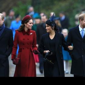 Kate Middleton,Prince William,Meghan Markle,Prince Harry,royal family,Hollywood