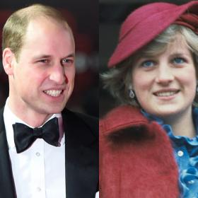 Prince William,Princess Diana,Hollywood