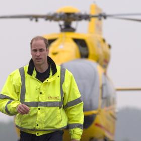 Prince William,Hollywood,Coronavirus