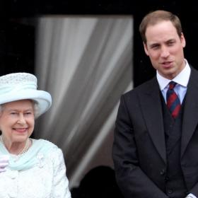 Prince William,Queen Elizabeth,Hollywood