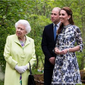 Kate Middleton,Prince William,Queen Elizabeth,Hollywood