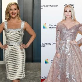 reese witherspoon,Hollywood,Carrie Underwood