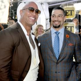 The Rock,WWE,Roman Reigns,Hollywood
