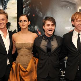 Harry Potter,emma watson,Hollywood,Rupert Grint,tom felton