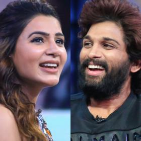Allu Arjun,Samantha Akkineni,South