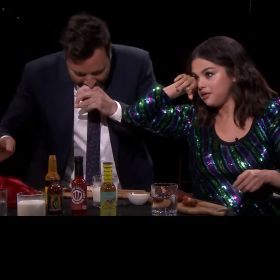 Jimmy Fallon,Selena Gomez,The Tonight Show Starring Jimmy Fallon,Hollywood,The Dead Don' Die