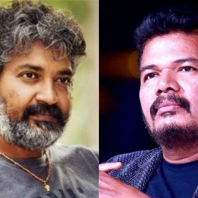 Shankar,SS Rajamouli,South