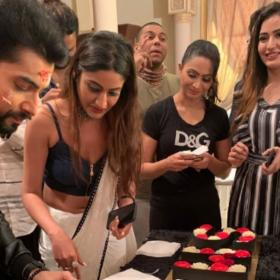 news & gossip,Sharad Malhotra,Surbhi Chandna,Naagin 5