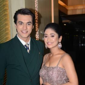 news & gossip,Shivangi Joshi,Mohsin Khan,International Iconic Awards 2020
