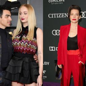 Sophie Turner,Joe Jonas,Hollywood,Evangeline Lilly