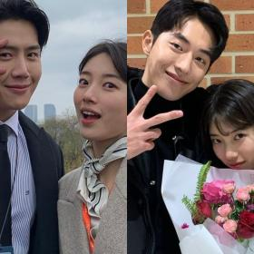 TV Series,Suzy,Nam Joo-hyuk,Start-Up