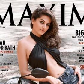 Celebrity Style,Maxim,Taapsee Pannu