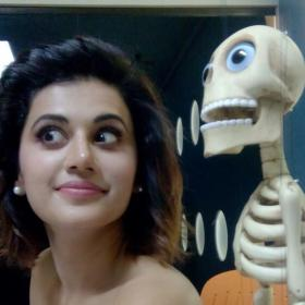 News,Taapsee Pannu,covid 19 lockdown,Achmed The Dead Terrorist