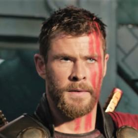 Chris Hemsworth,Hollywood,Thor: Love And Thunder
