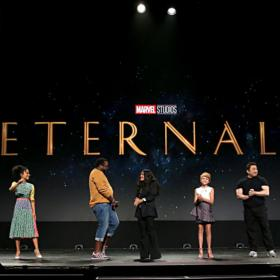 mcu,Hollywood,The Eternals