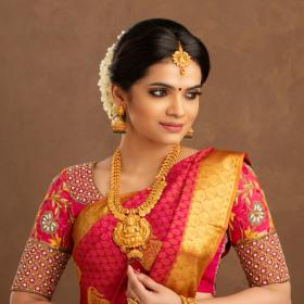 Weddings,South Indian Bride