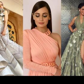 Celebrity Style,Wedding,bollywood stars,gowns