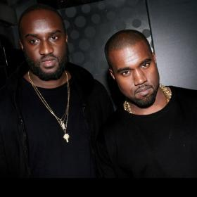 Celebrity Style,louis vuitton,Kanye West,Virgil Abloh
