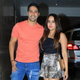 Varun Dhawan,natasha dalal,Exclusives