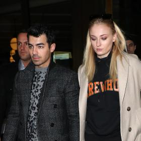 Sophie Turner,Conan O'Brien,Joe Jonas,Hollywood,Coronavirus