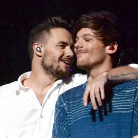 One Direction,Louis Tomlinson,Liam Payne,Hollywood,Walls