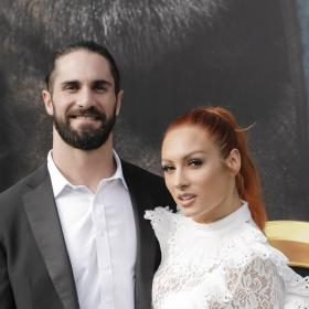 WWE,Seth Rollins,Becky Lynch,vince mcmahon,Hollywood