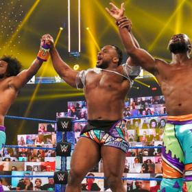 WWE,Seth Rollins,Hollywood,The New Day