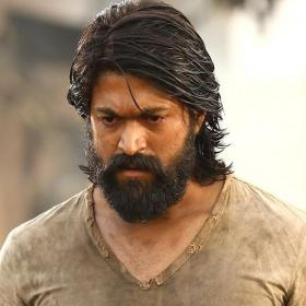 Yash,South,KGF 2