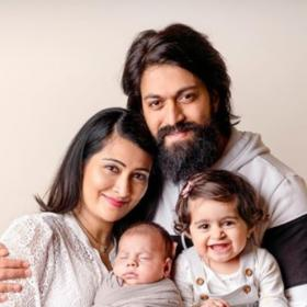 Radhika Pandit,South,Ayra,KGF star Yash,Rocky Jr