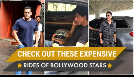 Kartik Aaryan to Aamir Khan, THESE are the expensive cars owned by Bollywood celebs