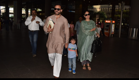 From Taimur Ali Khan to Aaradhya Bachchan, how celebs' kids are pampered by expensive gifts
