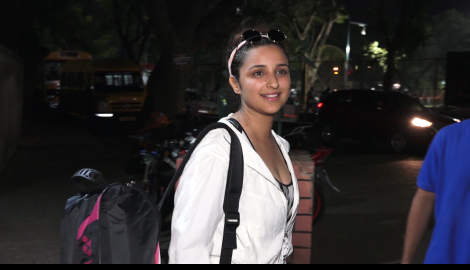 Parineeti Chopra and Rakul Preet Singh nail the casual look as they get snapped in the city