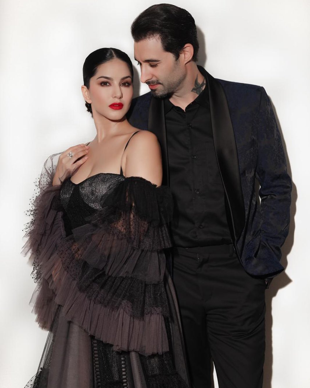 Sunny Leone wishes husband Daniel Weber on his 41st birthday with a heartfelt note