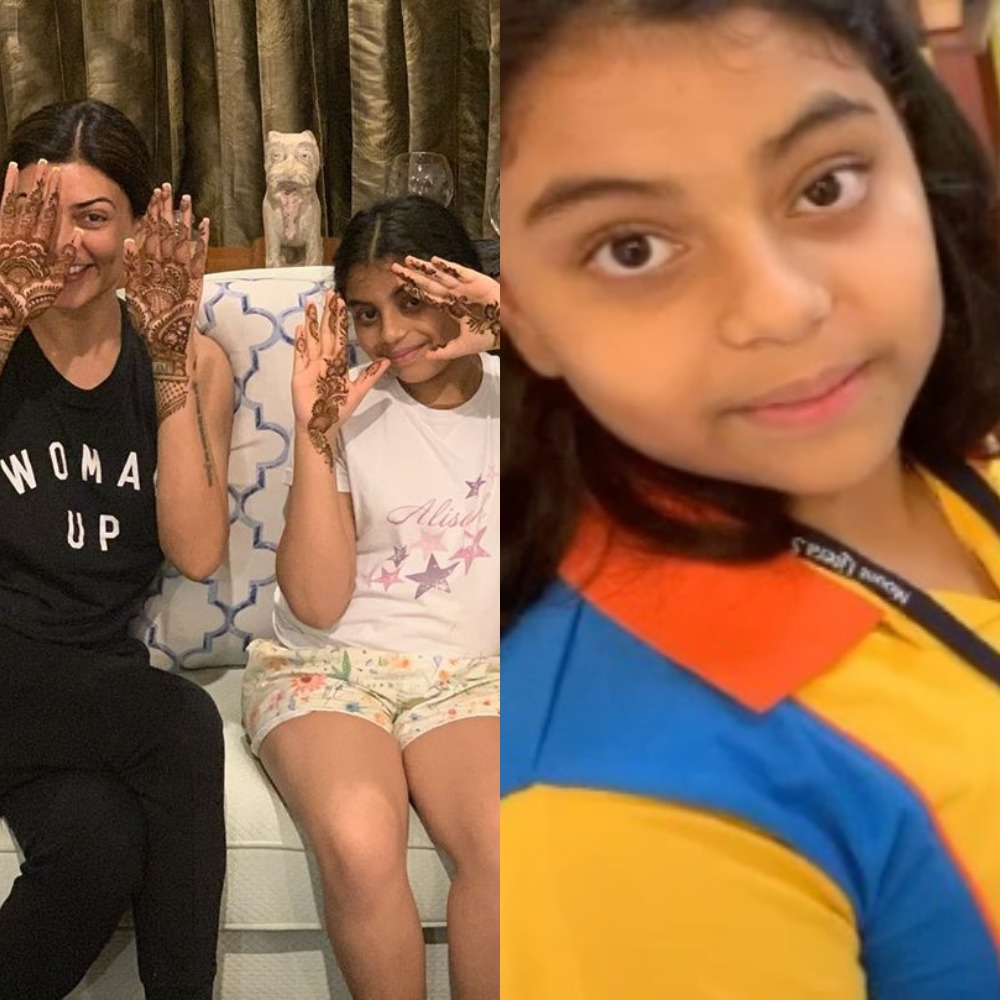 Sushmita Sen in tears as daughter Alisah pens an essay on adoption; Says, 'Listening to her opens the heart'