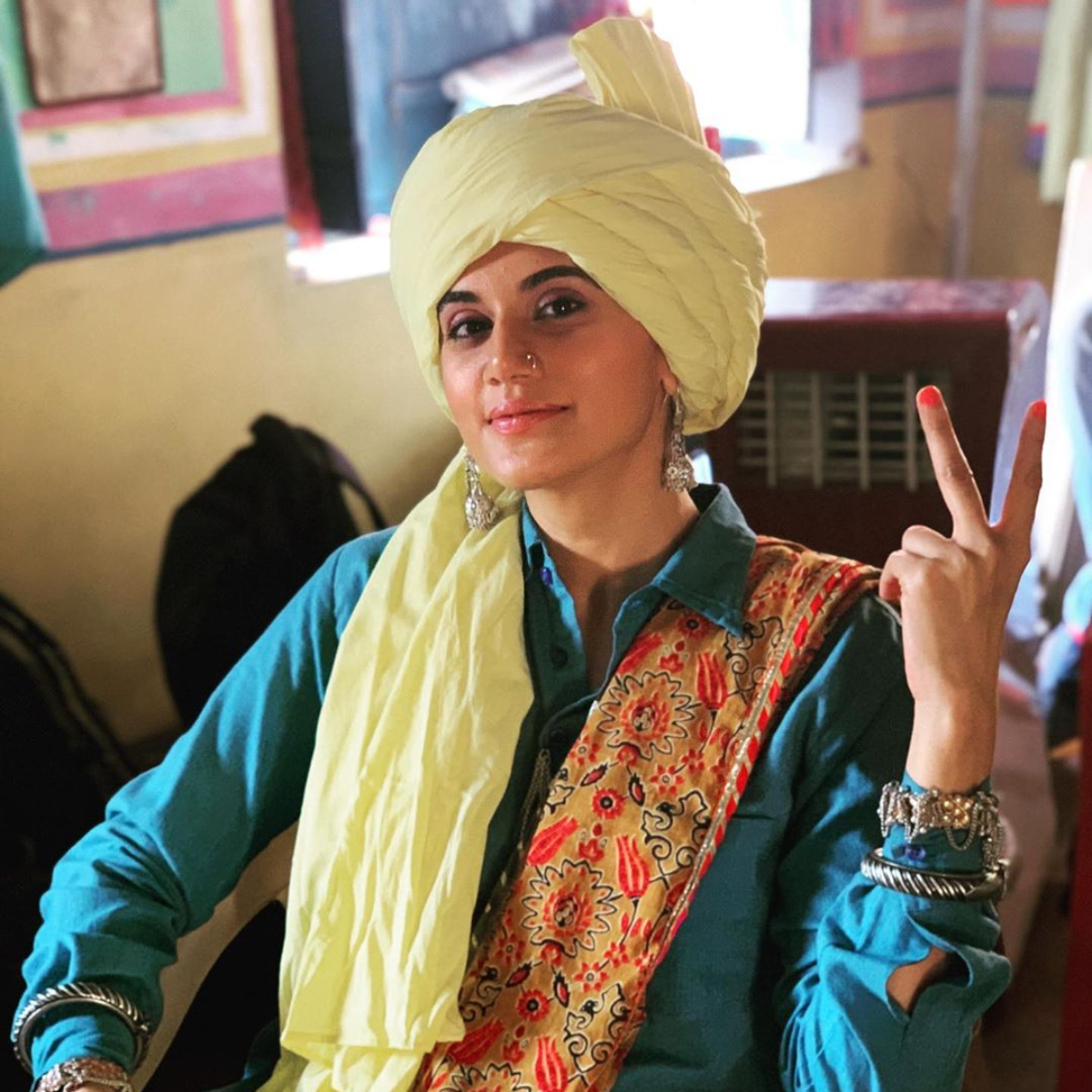 Taapsee Pannu has THIS to say about Saand Ki Aankh first being offered to Kangana Ranaut