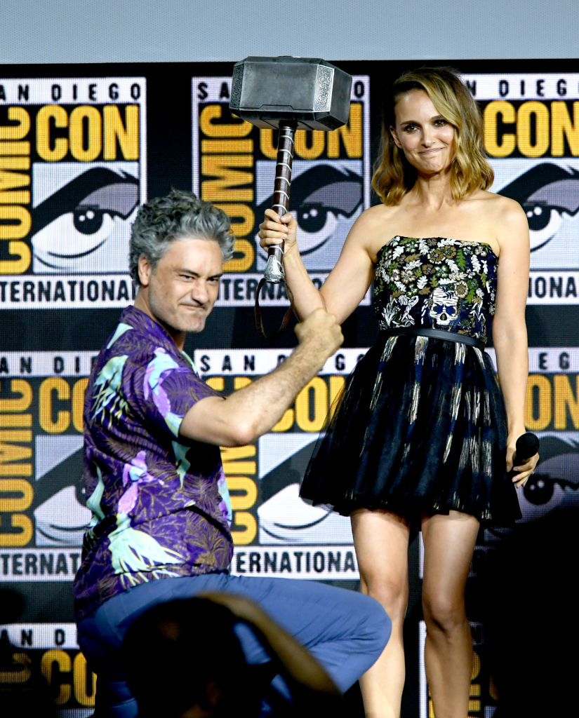 Taika Waititi REVEALS what attracted Natalie Portman to star in Thor: Love and Thunder