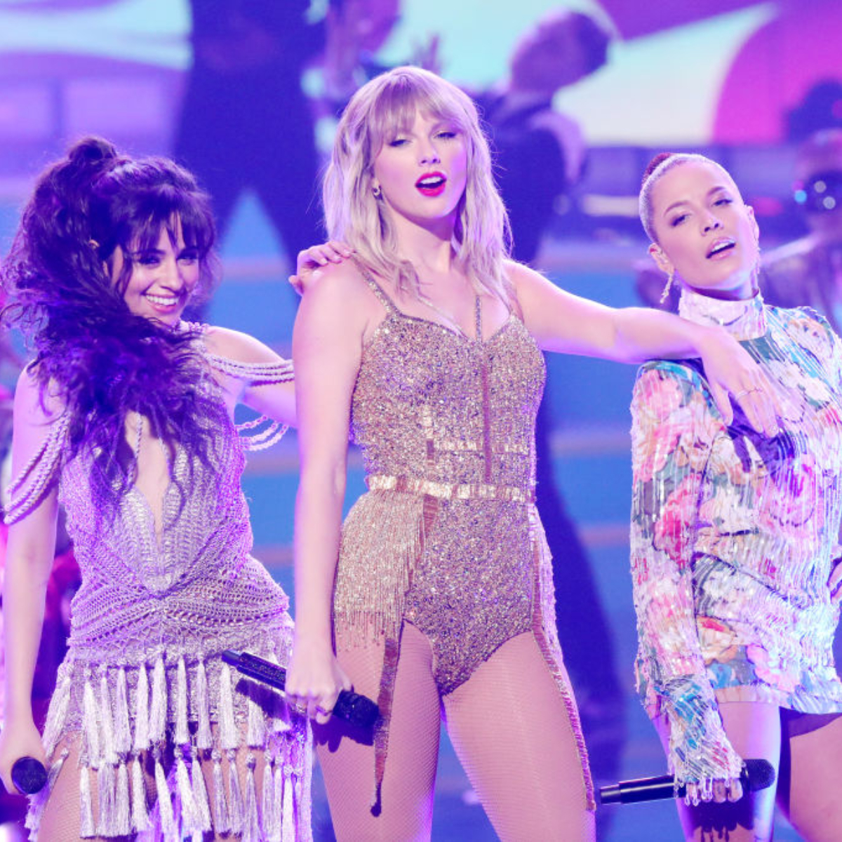 Taylor Swift's verdict on Camila Cabello's album Romance & Halsey's new song is all things love